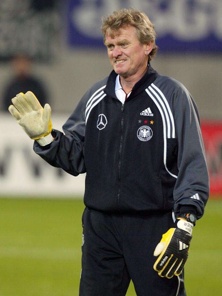 Deutsche Nationalmannschaft Trainer